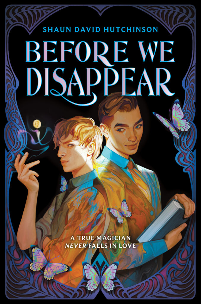 Cover of Before We Disappear